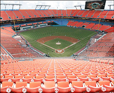 florida marlins stadium. Florida Marlins