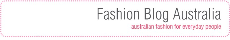 Fashion Blog Australia