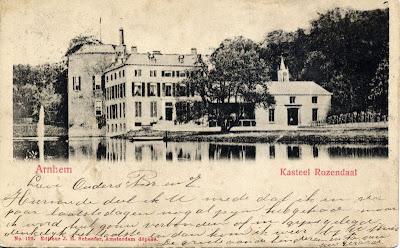Postcard from Arnhem
