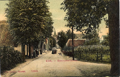 Postcard from Ede