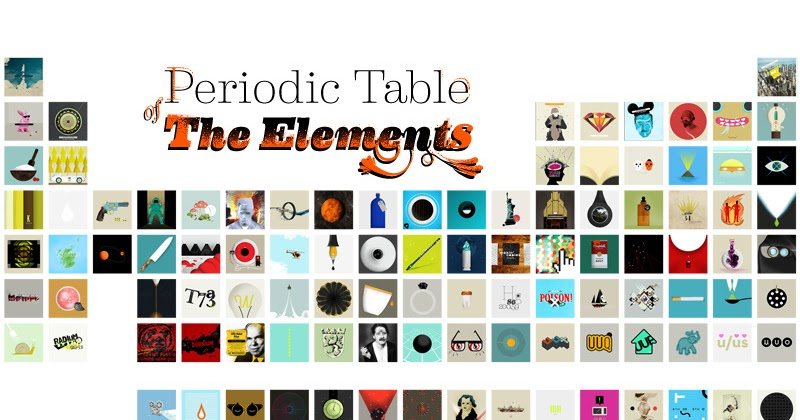 The workerman periodic table design the collective loop for Periodic table no 52