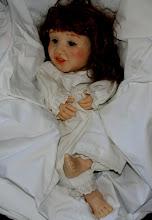 Min dukke./My selfmade doll