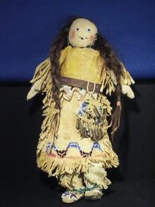 Kiowa Doll