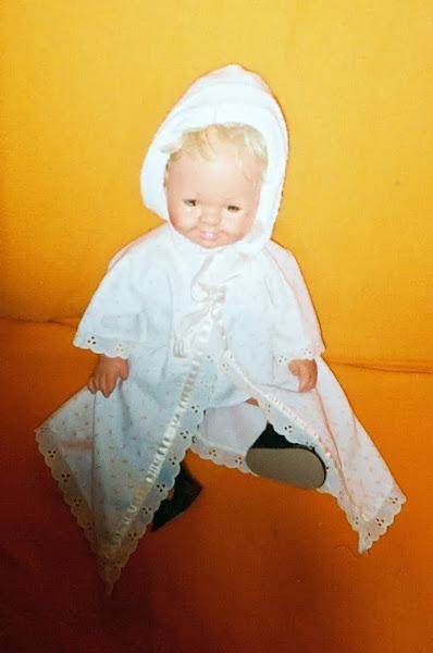Restored Italian Baby Doll