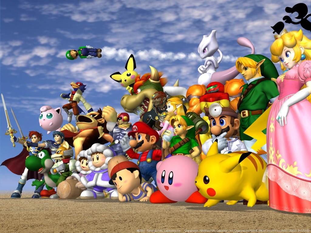 Como jugar Super Smash Bros online!
