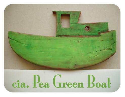 pea green boat puppet company