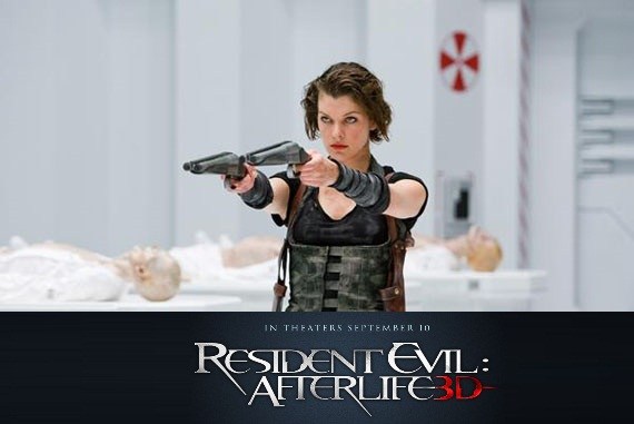 Residence Evil: AfterLife Wallpapers