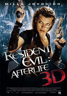 Resident Evil Afterlife Movie