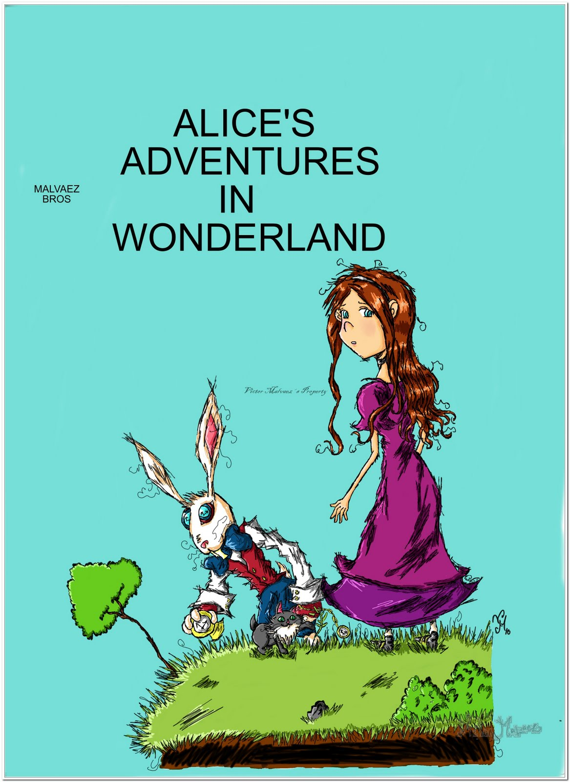 alices adventures in wonderland Alice's adventures in wonderland is a work of children's literature by the english mathematician and author, reverend charles lutwidge dodgson, written under the pseudonym lewis carroll.