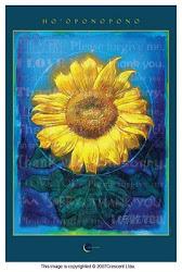 Healing Ho'oponopono Painting