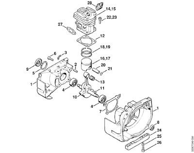 Spare Parts For Machinery of Garden / Repuestos Para Maquinas De ...