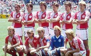 jugadores dinamarca mundial 1986