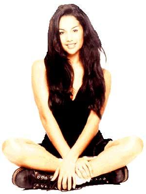 Foto tiara miss celebrity indonesia
