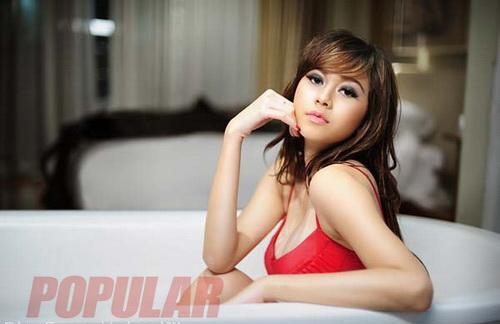 Aura Kasih Photo Hot On Popular Picture Celebrity Fashion Photoshoot