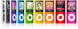 ipod nano chromatic