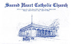 Sacred Heart Catholic Church, Del Rio, Texas & Mary Queen of the Universe, Comstock, Texas