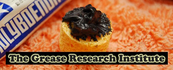 The Grease Research Institute: we love grease: Grease Review ...