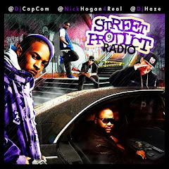 """STREET PRODUCT RADIO VOL.9"" HOSTED BY DJ CAPCOM DJ HAZE DJ NICK HOGAN"