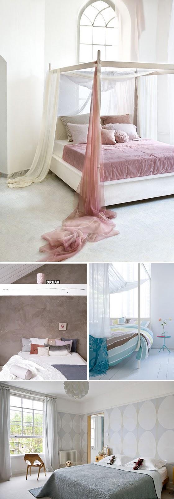 Inspirerande sovrum