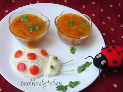 sambar for idli, dosa