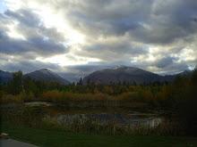 Montana Evening
