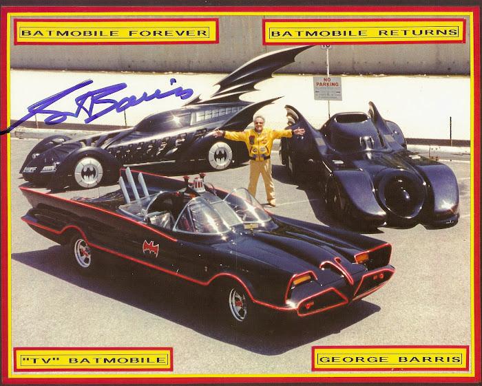 George Barris Custom Hollywood Tv Model Car Kits