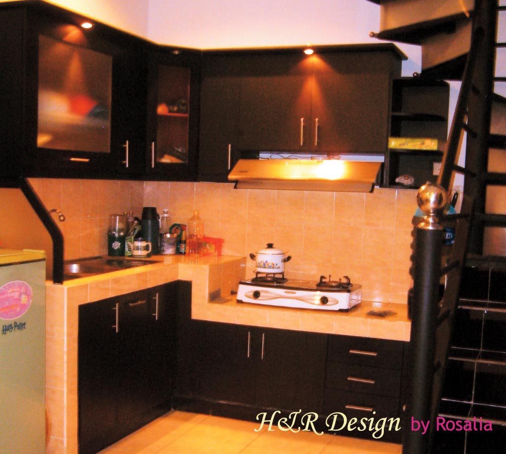H r interior furnishings design kitchen set for Harga granit kitchen set per meter