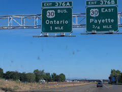 Oregon State Line