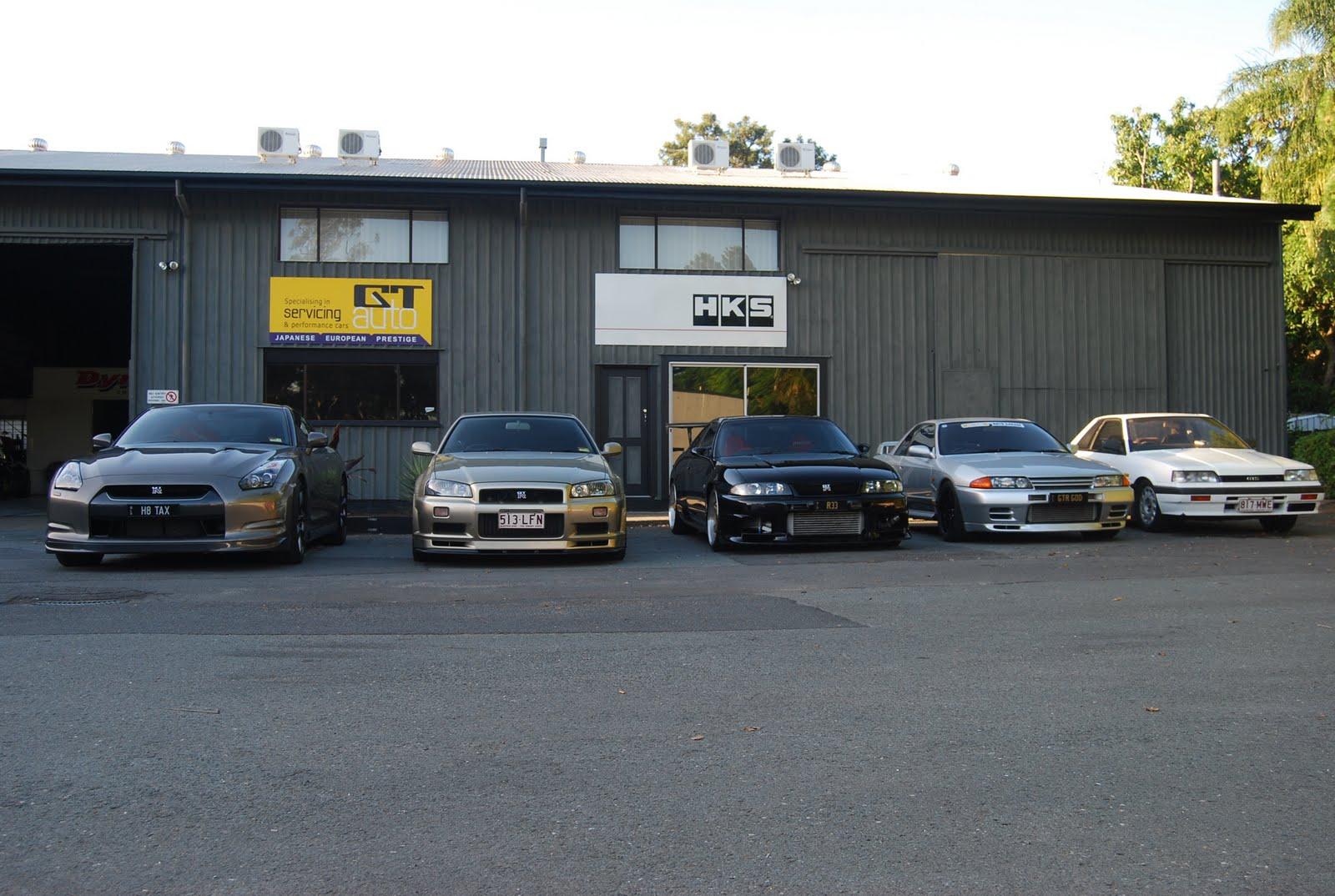 Gt auto garage r35 gtr gt600 project for Garage gt auto