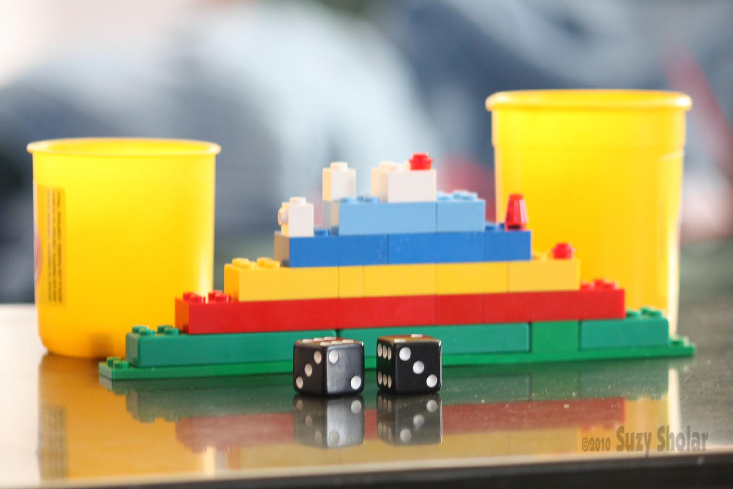 lego dice rolling games online
