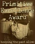 Primitive Excellence Award