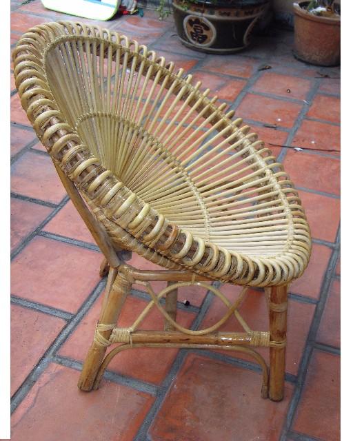 The Craft of Rattan West Borneo ( Kerajinan Rotan Kalimantan Barat)