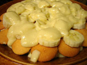 Banana Pudding pie, Food4Laughter