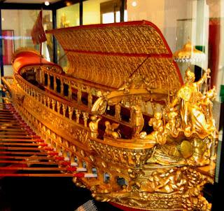 Bucintoro replica, Venice Naval History Museum