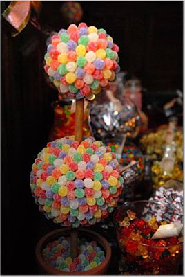budgetfree candy buffet