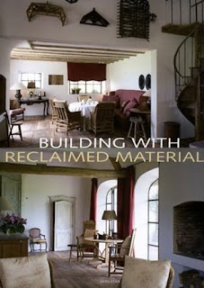 linen &amp; lavender book recommendation:  Building with Reclaimed Materials, available in the emporium (us), (uk), (de), (ca), (fr) and (it), (es)