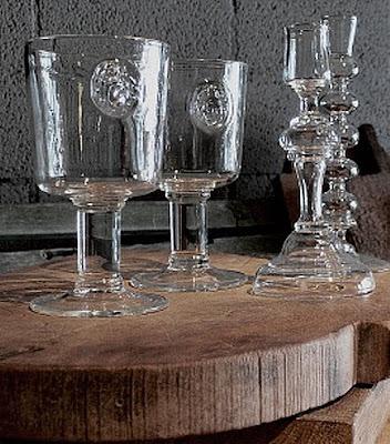 Astier de Villate glassware, photo from Trove, as seen on (l&l)