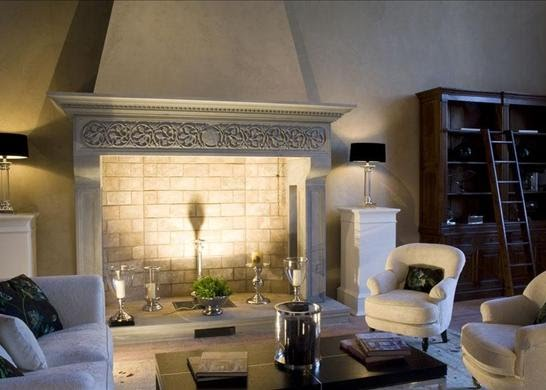 15th Century Palazzo, Loft apartment, five minutes from Ponte Vecchio, image via Knightfrank, as seen on linenandlavender.net