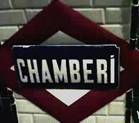 Estación De Chamberí (Andén 0)