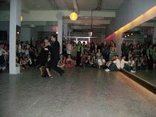 Bailaron Omar y Vidala...