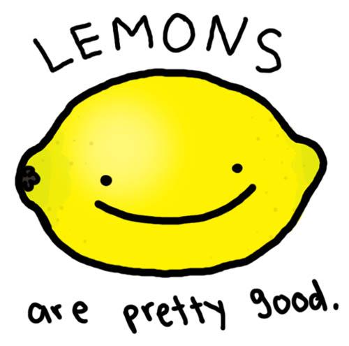 ... mouth it felt as though I had just performed felatio on a cynical lemon.