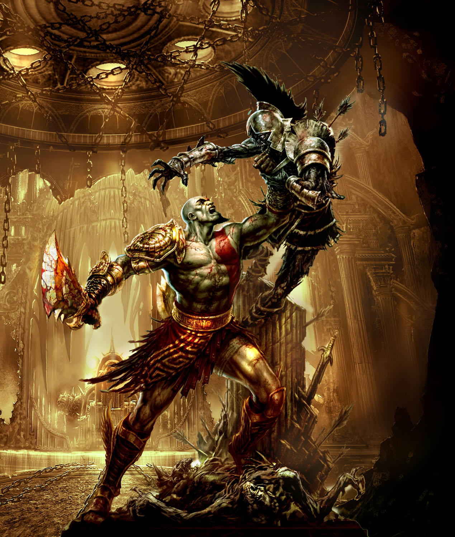 Kane blog picz wallpaper ares god of war - Ares god of war wallpaper ...