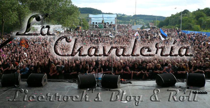 La Chavalería Licerrock's Blog & Roll