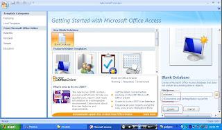 Microsoft, Microsoft Access, Komputer, Teknologi Komputer, Pendidikan, Refleksi Microsoft Access, Cara-cara Microsoft Access
