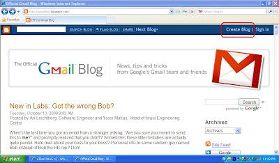 Blog, Blogger, Blogspot, Cara Buat Blog, Tutorial Buat Blog, Refleksi Blog