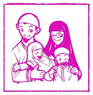 Tiga Tetamu Misteri, Keluarga Bahagia, Happy Family, Keluarga Muslim, Solusi