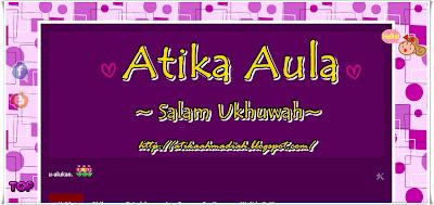Salam Ukhuwah, Blogger