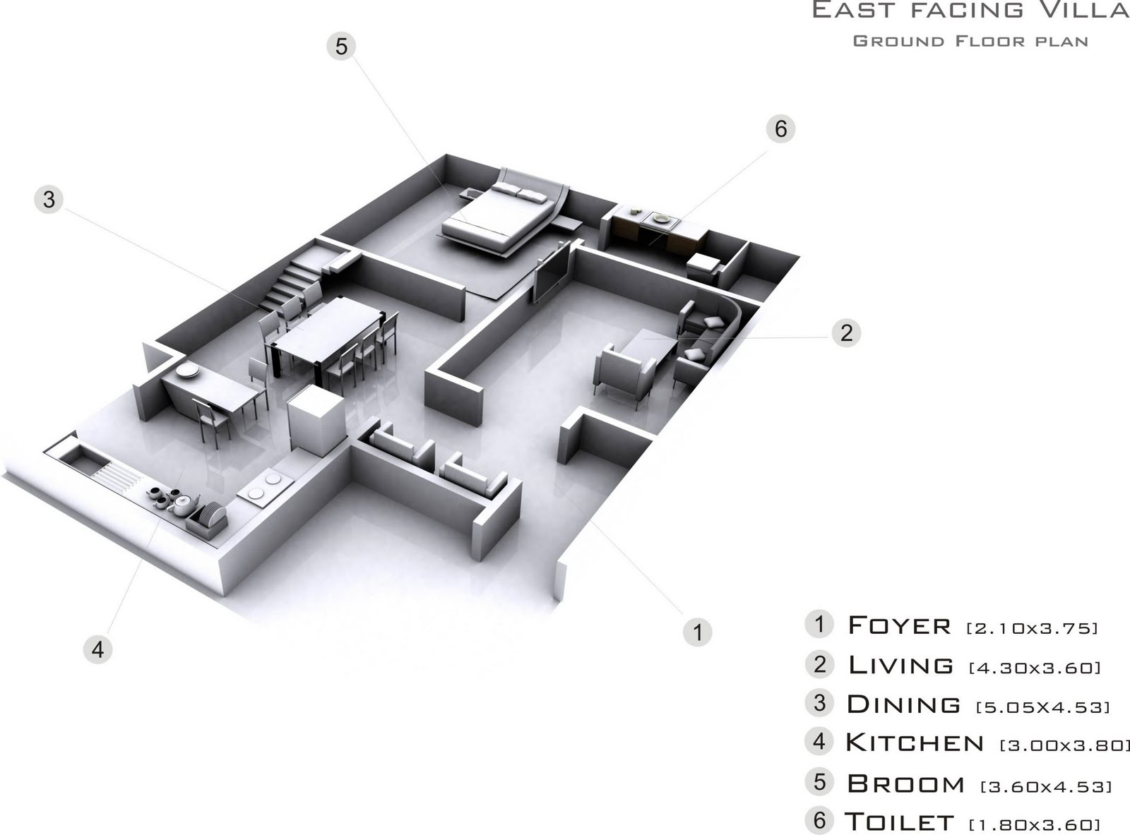 3D Floor Plan, 3D Floor Plan creation, 3D Floor Plan Image, 3D
