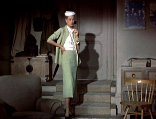 grace kelly dress rear window. Vintage clothing is art to me.