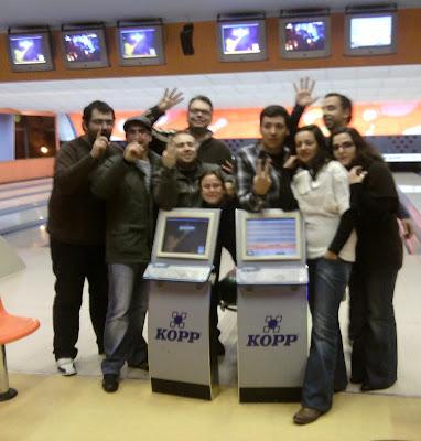 Vícios no Bowling II